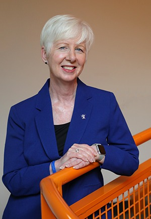 Cabinet Secretary Cindy Gillespie